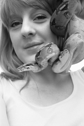 Snakes BW